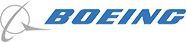 Boeing corporate logo