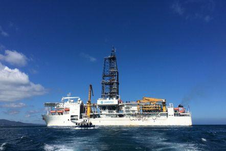 Deep sea exploration off Australia's east coast