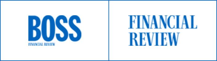 Australian Financial Review BOSS Magazine