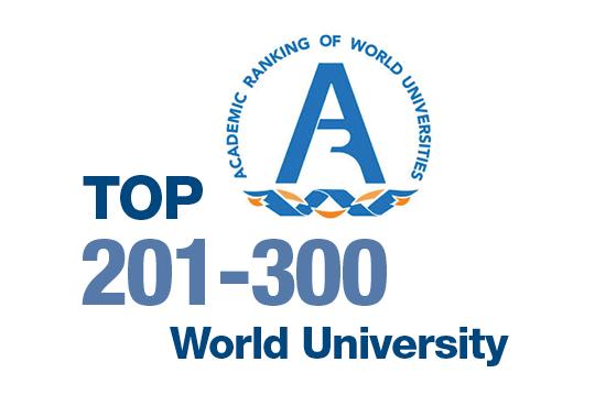 Top 201-300 World University