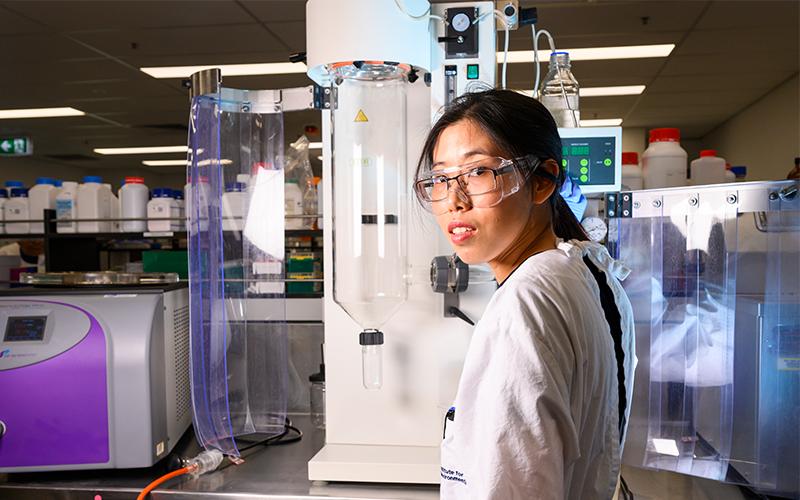 Fermentation and Bioprocessing Laboratory