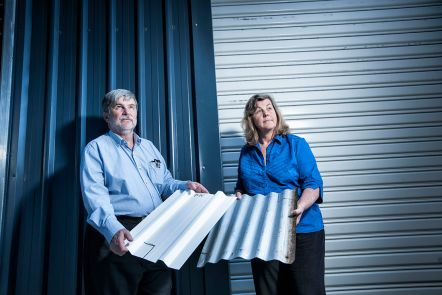 Cool paint job saves energy, money and emissions