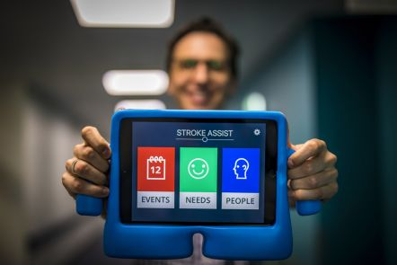 Helping patients to communicate post-stroke
