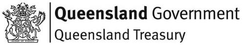 Queensland Government - Queensland Treasury logo