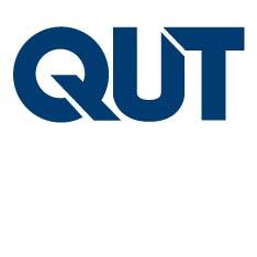 Logo - QUT - the university for the real world