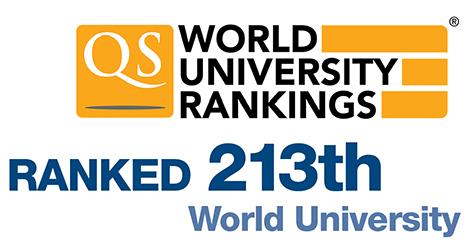 Ranked 224th World University