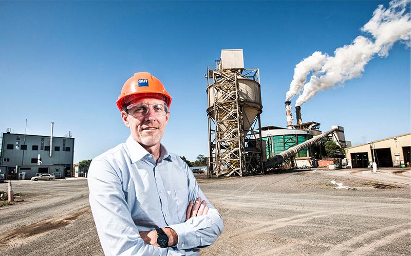 Mackay Renewable Biocommodities Pilot Plant