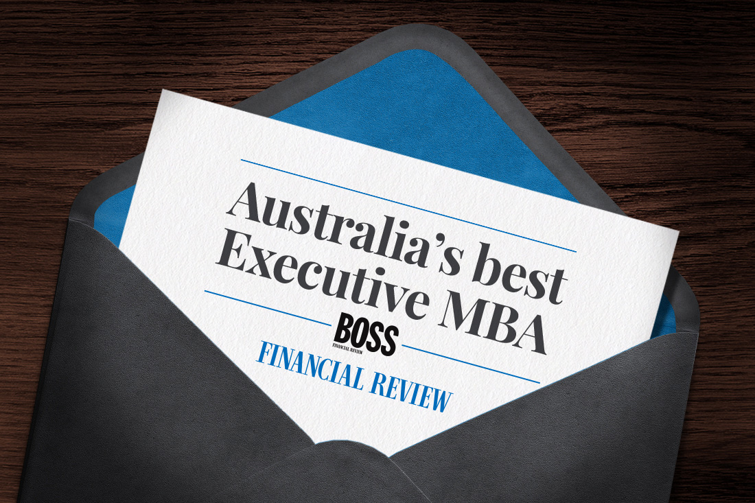 QUT - Executive Master of Business Administration (EMBA)
