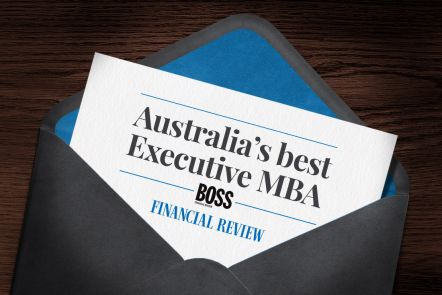 Top ranking for our Executive MBA