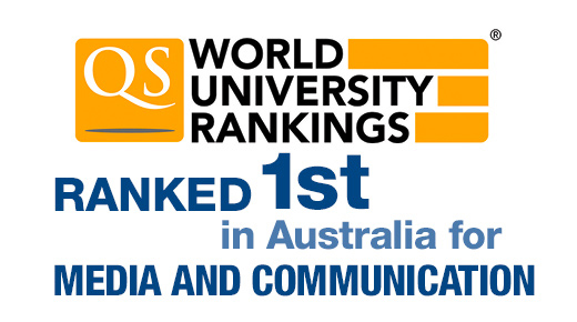 1st in Australia for Media and Communication