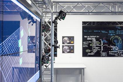 Visualisation lab