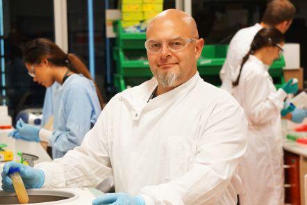 Dr Tony Parker