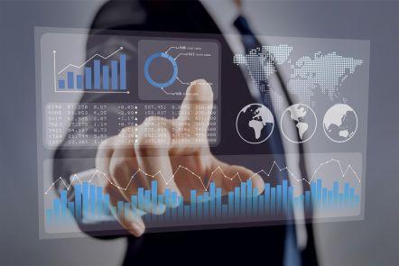 Digital data at your fingertips