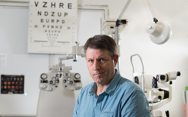 Vision for the future: Researchers focus on short-sightedness