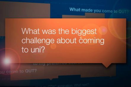 Challenges of university study