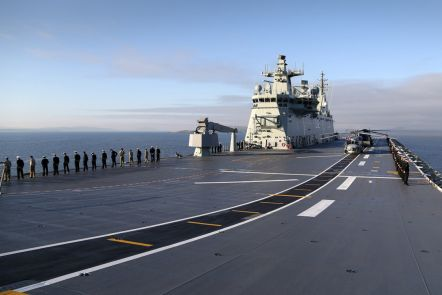 Advanced materials and manufacturing for Defence vessels