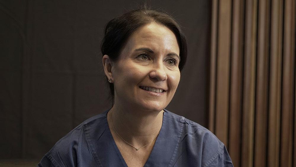 Nurse Tricia