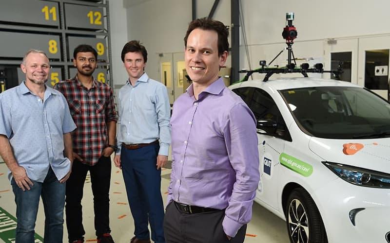 Award for engineer teaching driverless cars to navigate