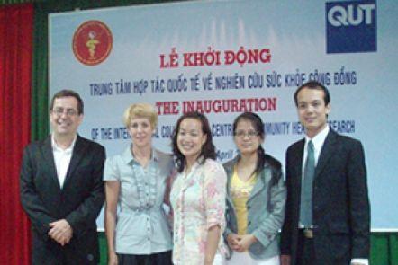 Public health and social work international health program