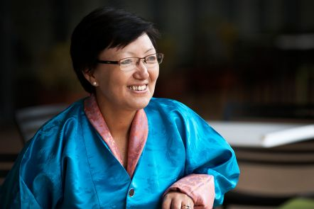 First Female Justice of the Supreme Court, Bhutan