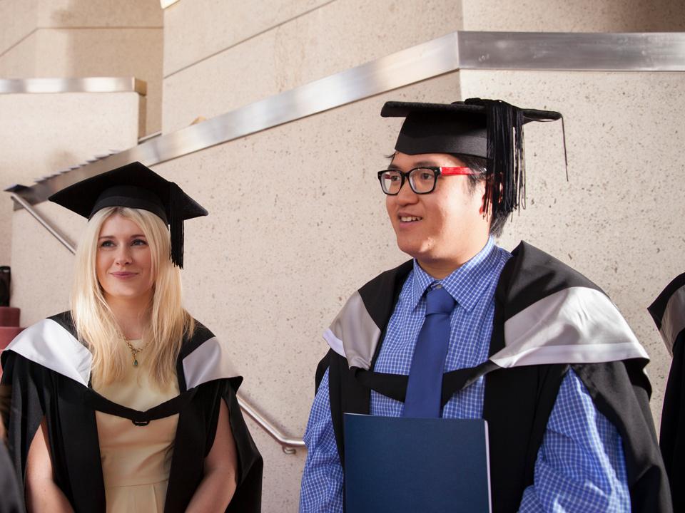 QUT - Graduation ceremonies