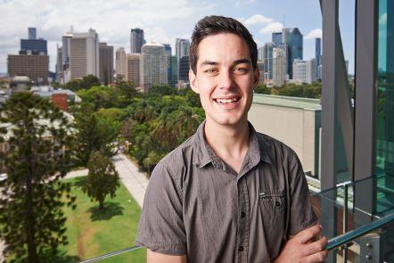 Rhodes Scholar Brody Foy