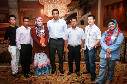 Malaysia alumni chapter events