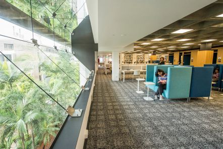 QUT Library access