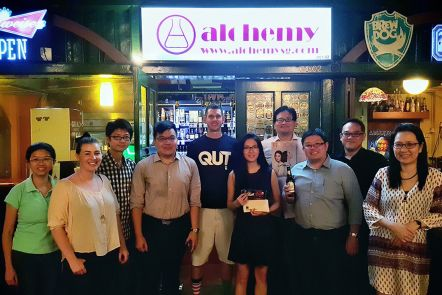 Singapore alumni chapter events