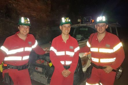 Technology for better naviagation in underground mines