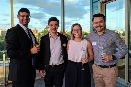 Join the Young Alumni Chapter