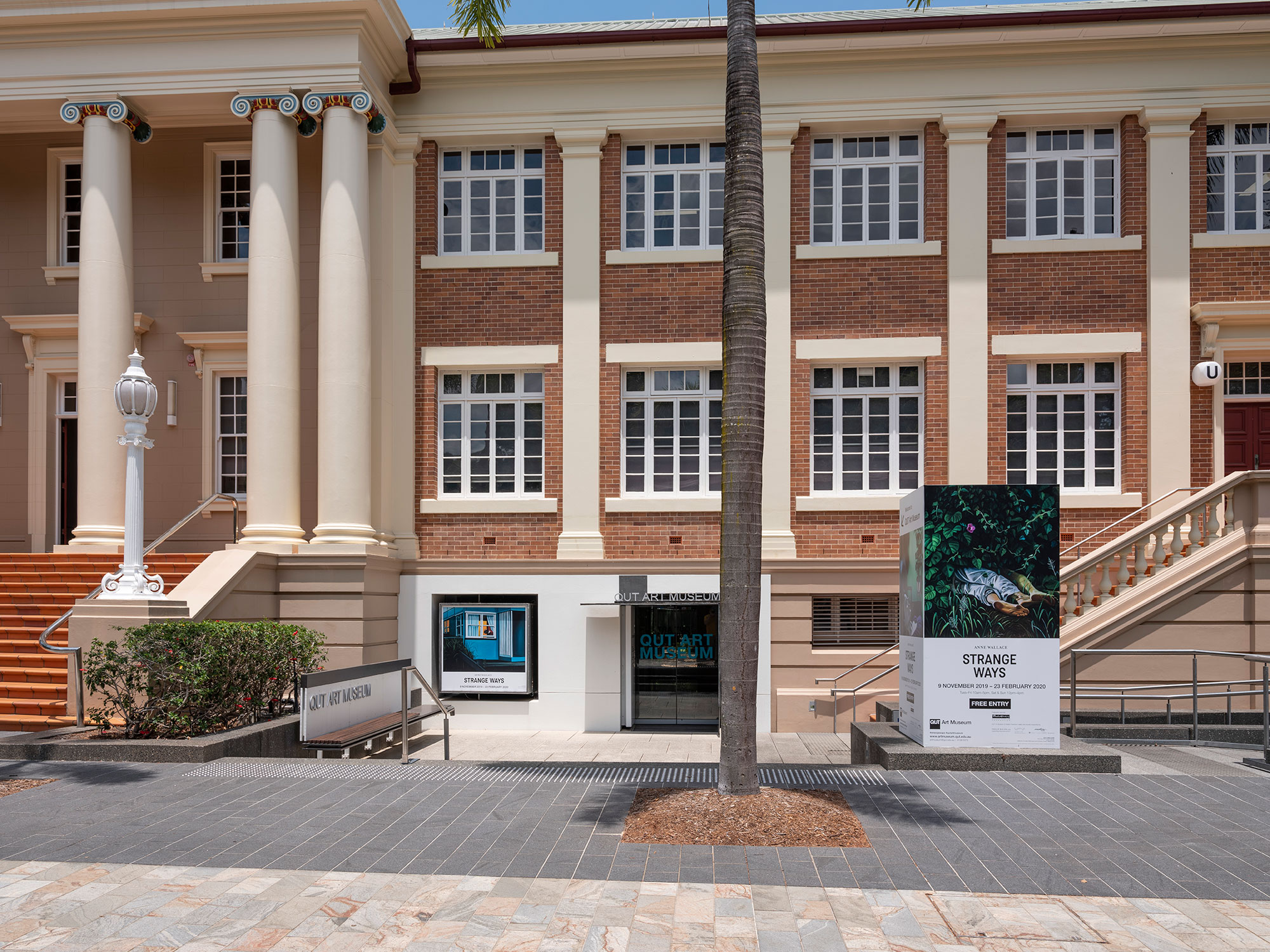 Our sister gallery: QUT Art Museum