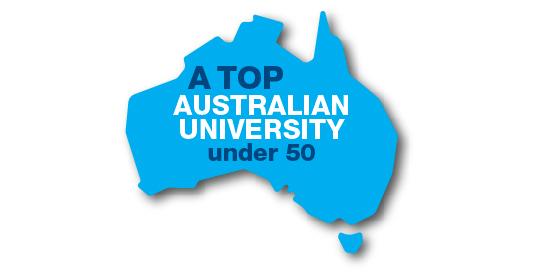 Top Queensland University under 250