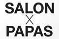 Salon X Papas logo