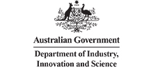Department of Industry Innovation Logo