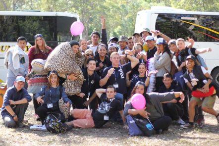 Our Explore Uni camp