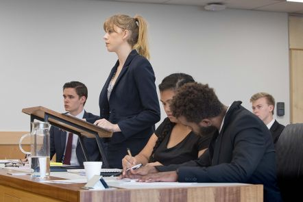 QUT Law Moot Court