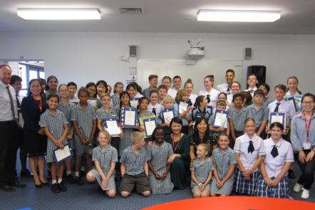 2018 Rockhampton Regional Speaking Competition
