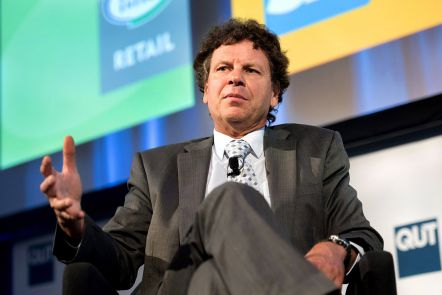 A snapshot of Simon McKeon's address to the forum
