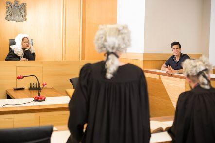 QUT Law Moot Court