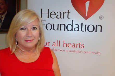 Heart Foundation presentation